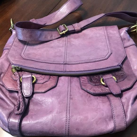 The Sak Handbags - The Sak leather shoulder bag